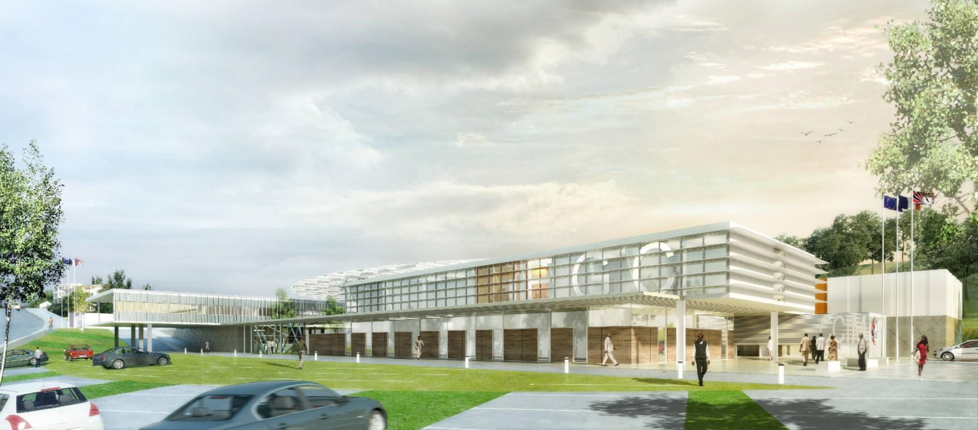 P le consulaire de formationanonym 39 art architecture for Agence architecture urbanisme