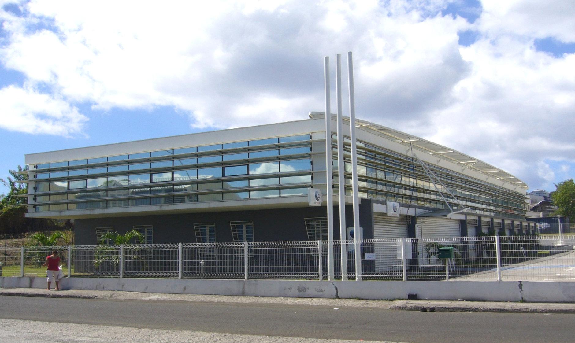 Immeuble de bureaux / Pôle Emploi