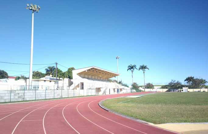 Réfection du Stade Germain Barbier