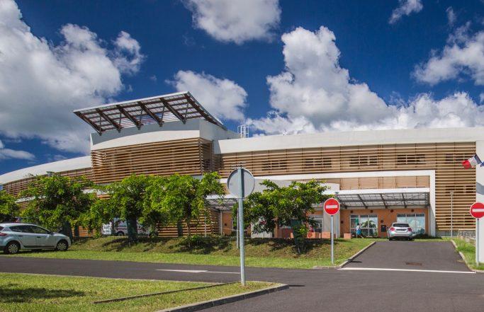 Nouveau Siège du Rectorat de la Guadeloupe