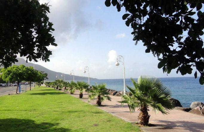 Aménagement du littoral de Basse-Terre
