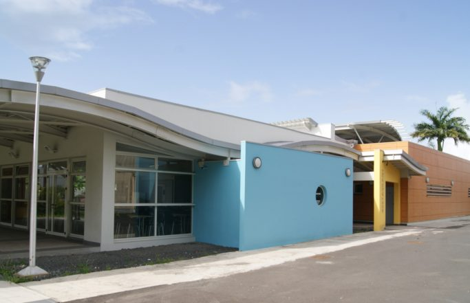 Pôle Restauration du Creps Antilles-Guyane